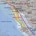 Información sobre la falla de San Andrés y el The Big One