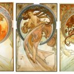 Información del Art Nouveau: Características más importantes