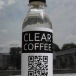 Información sobre la nueva invención: Café transparente