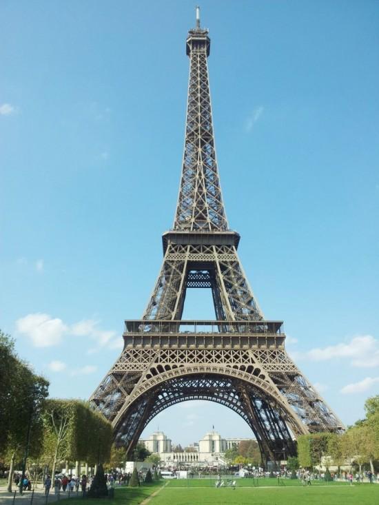 informaci n sobre la torre eiffel construcci n y datos