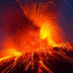 Información sobre volcanes importantes de la historia