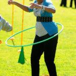 Hula Hoop: El ejercicio elegido por Michelle Obama para cuidar su figura