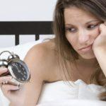 Información acerca de los problemas para conciliar el sueño