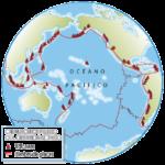 Anillo o Cinturón de fuego del Pacífico: ¿Qué es y qué provoca?