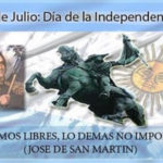 Información del 9 de julio Bicentenario de la Independencia en Argentina: Imágenes