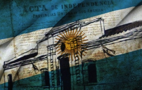 Informaci n del bicentenario de la independencia 1816 for Sala 9 de julio