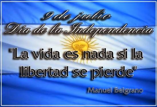 Informaci n del bicentenario de la independencia 1816 for Decoracion 9 de julio
