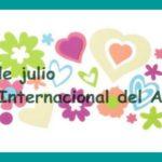 Información sobre el Día del Amigo y su celebración en el mundo