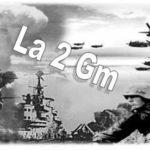 Información sobre la Segudna Guerra Mundial, imágenes y cuadros sinópticos