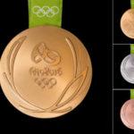 Más información sobre los Juegos Olímpicos Río 2016 y sus medallas: Imágenes