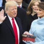 Información sobre Donald Trump: Primer semana como Presidente