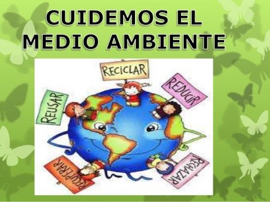 Informaci n sobre el cuidado del medio ambiente for 5 cuidados del suelo