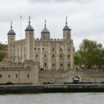 Información sobre la Torre de Londres: Las primeras fortificaciones