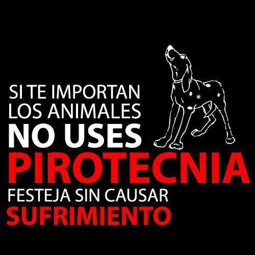 no-uses-pirotecnia