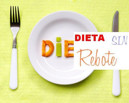 dieta sin rebote
