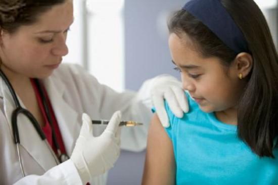 vacuna a nia