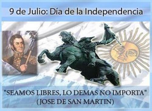 Informaci n del 9 de julio bicentenario de la for Gimnasio 9 de julio