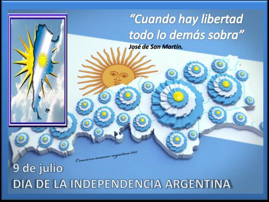 dia de la independencia argentina - 9 de julio 09