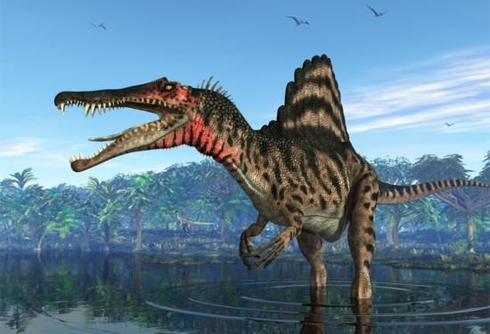 spinosaurus ph