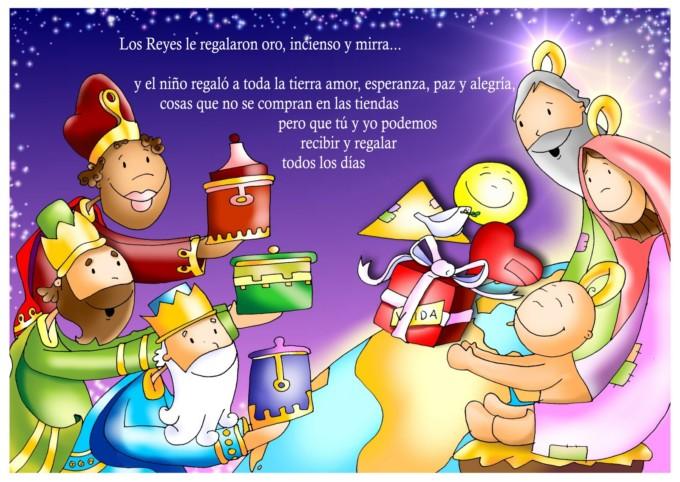Imagenes Sobre Reyes Magos.Informacion Sobre El Dia De Los Reyes Magos Informacionde Info