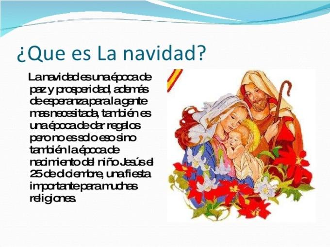 Informaci n sobre la navidad Ruta de la navidad 2016